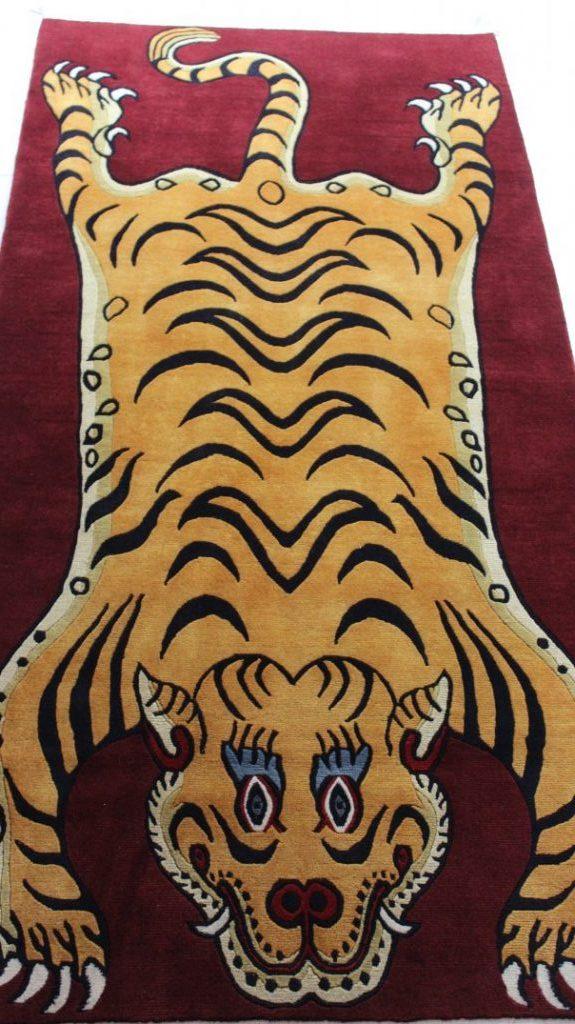 Runner Tiger Rugs