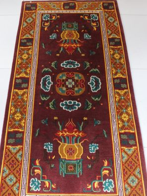 Tibetan Rugs Unique Design