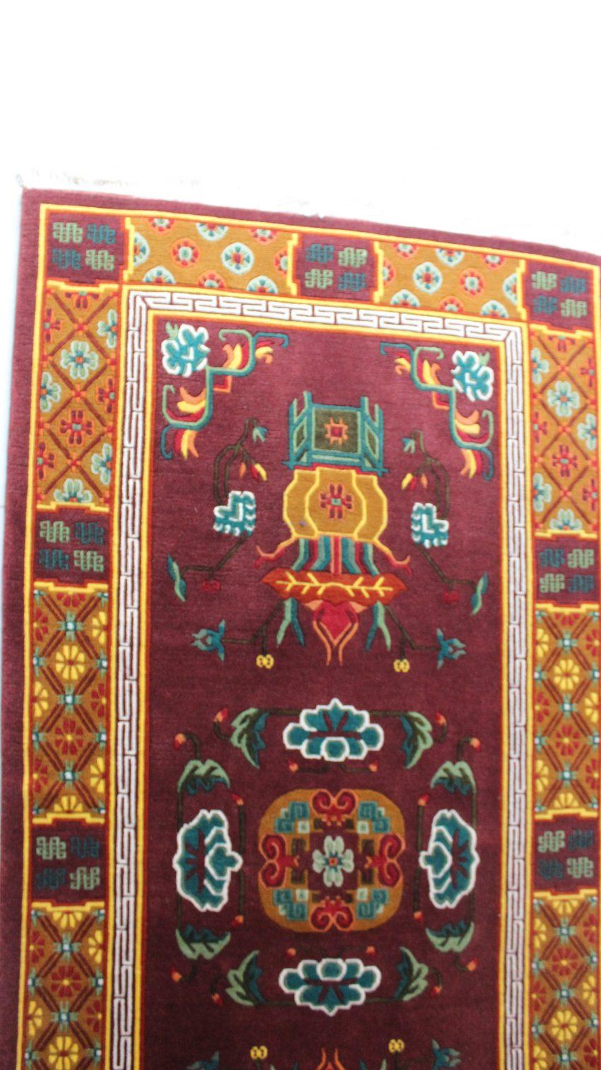 Tibetan Rugs Unique Design