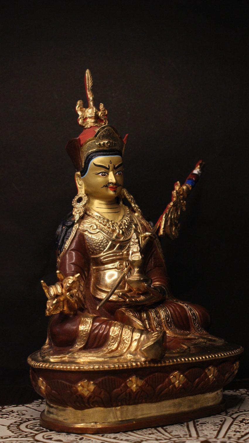 Golden Rinpoche Guru