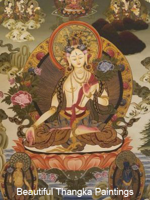 Thangka Paintings Buddhist Gifts