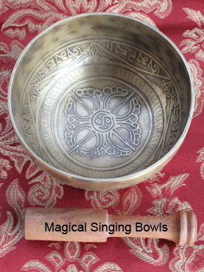 Magical Singing Bowls