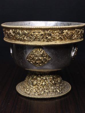 Unique Tibetan Water Bowls