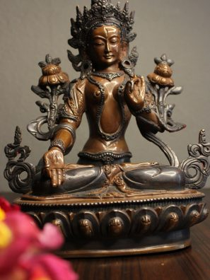 Antique White Tara