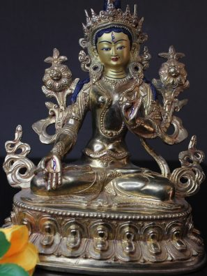 Gold White Tara Buddhist Gift